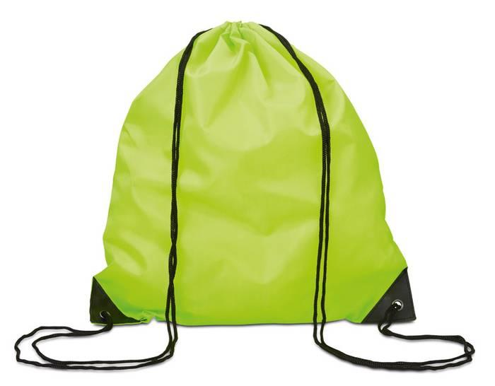 Limetkový batoh na záda