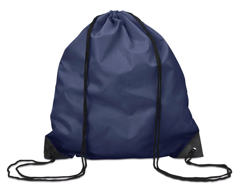 Tmavě modrý batoh na záda
