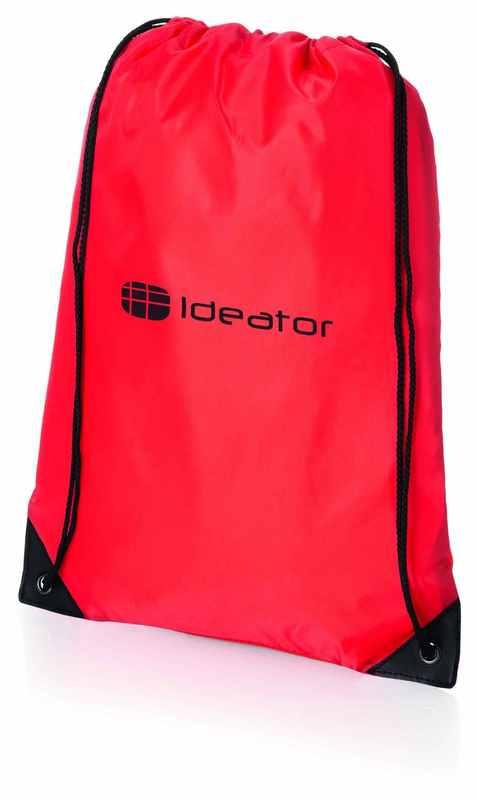 Červený batůžek premium combo