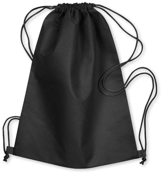 Černá taška z netkané textílie b9ca69d6c5