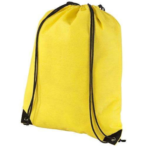 Žlutý premium batůžek Evergreen Eco