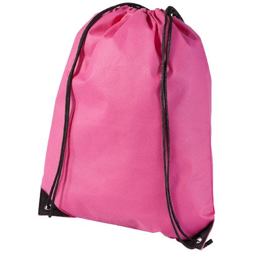 Růžový premium batůžek Evergreen Eco