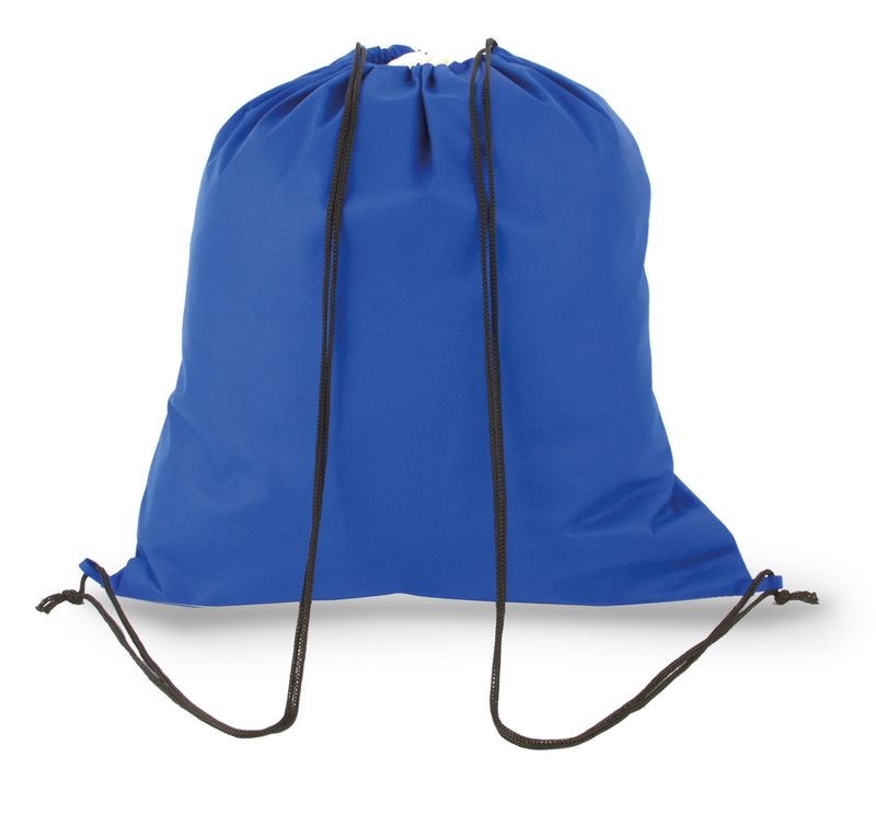 Netkaný batůžek modrá
