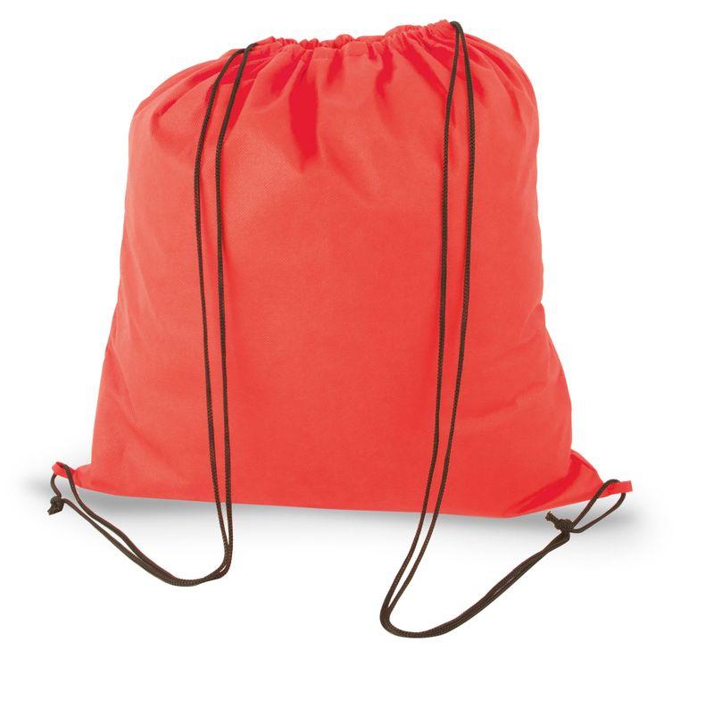Netkaný batůžek červená