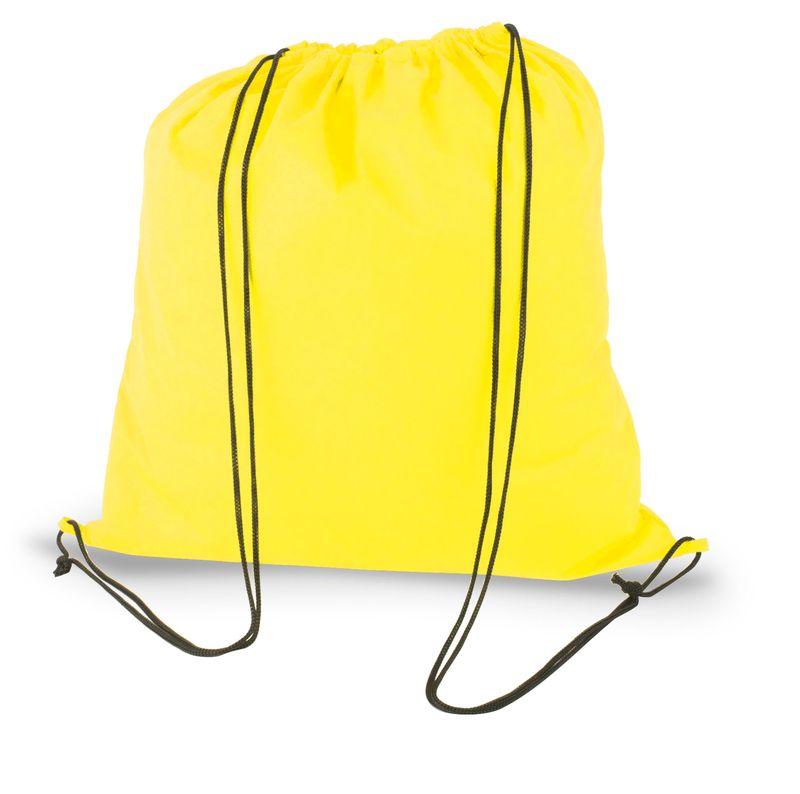 Netkaný batůžek žlutý