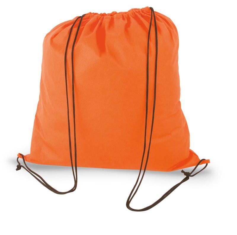 Netkaný batůžek oranžová