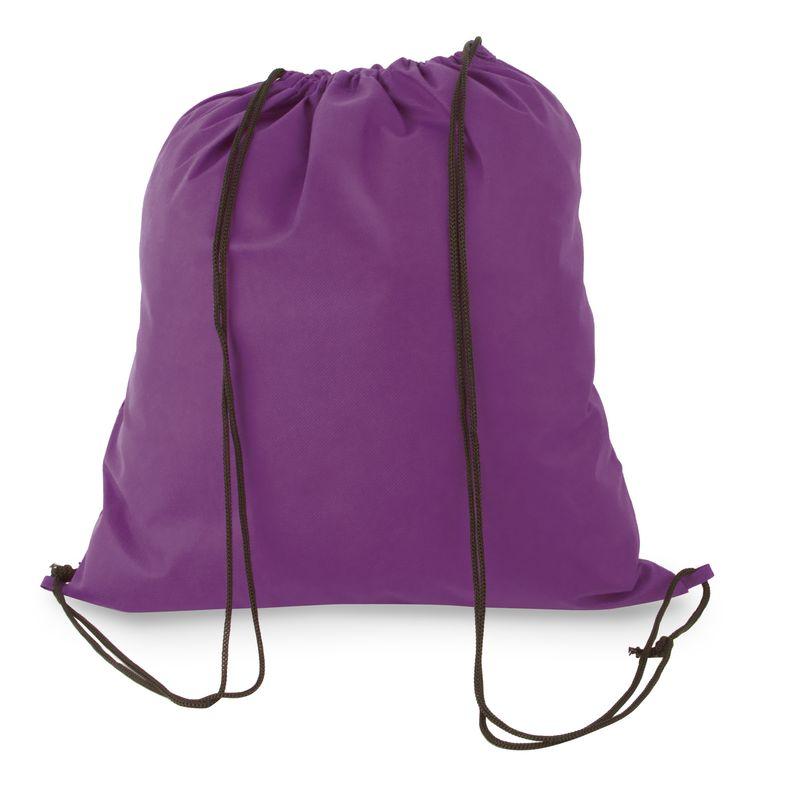 Netkaný batůžek fialový