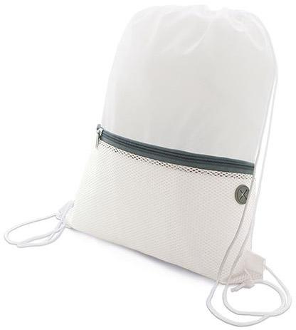 Dvoudílný batoh Luxory bílá/bílá