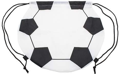 Sportovní stahovací batoh - fotbalový míč