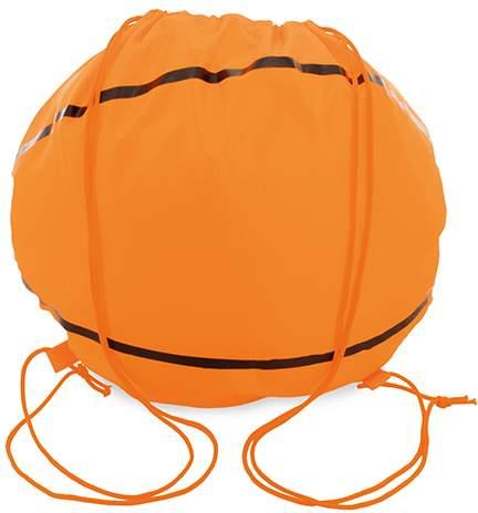 Sportovní stahovací batoh - basketbalový míč