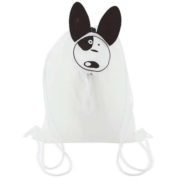 Skládací batoh - pes