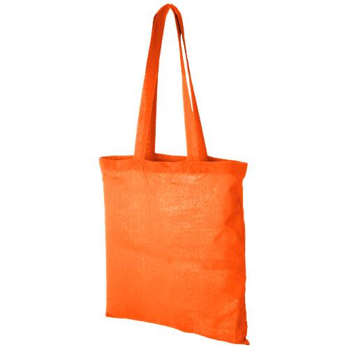 Oranžová bavlněná odnoska Carolina