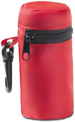 Nákupní červená taška