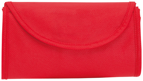 Konsum červená skládací taška
