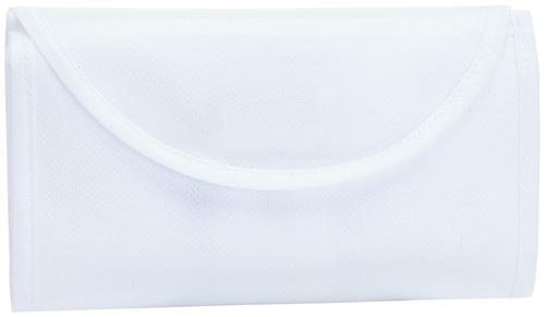 Konsum bílá skládací taška