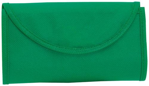 Konsum zelená skládací taška