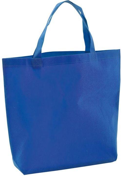 Shopper modrá taška