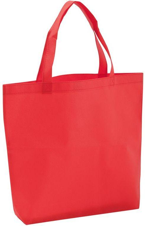Shopper červená taška