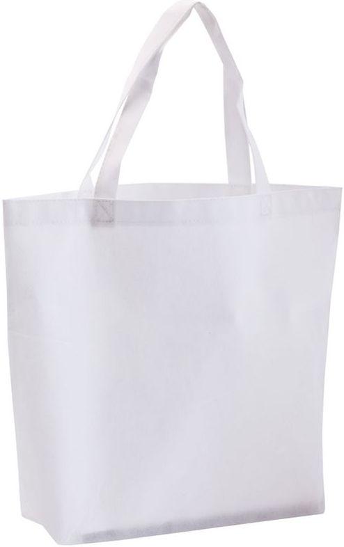 Shopper bílá taška