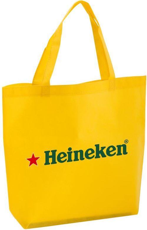 Shopper žlutá taška
