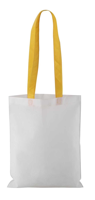 Rambla žlutá nákupní taška