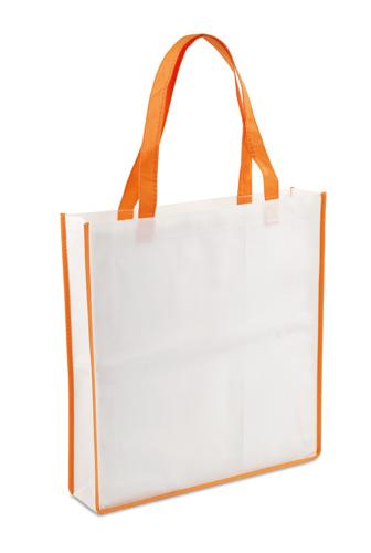 Sorak oranžová  nákupní taška