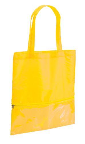 Marex žlutá plážová taška