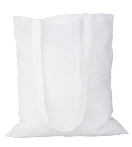 Geiser bílá bavlněná nákupní taška