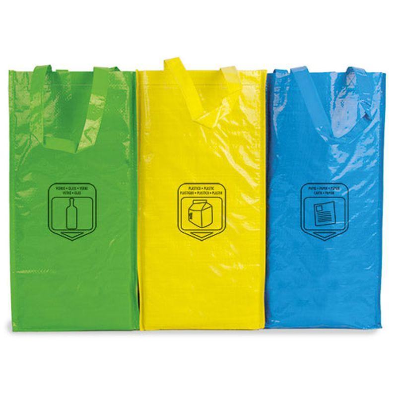 Taška na třídění odpadů