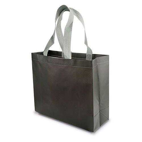Malá netkaná taška Yucatan černá