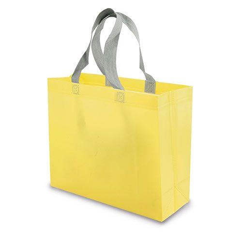 Malá netkaná taška Yucatan žlutá