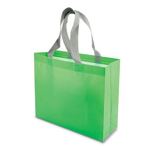 Malá netkaná taška Yucatan zelená