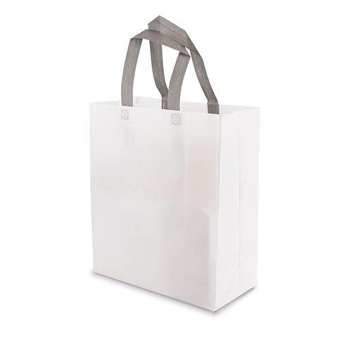 Velká netkaná taška Yucatan bílá