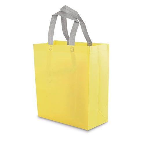Velká netkaná taška Yucatan žlutá