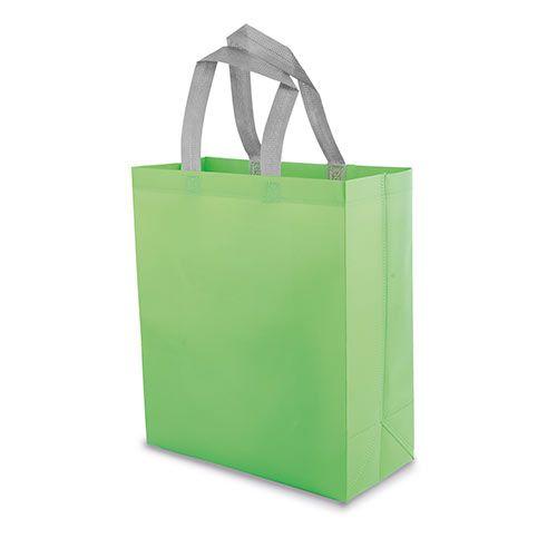 Velká netkaná taška Yucatan zelená