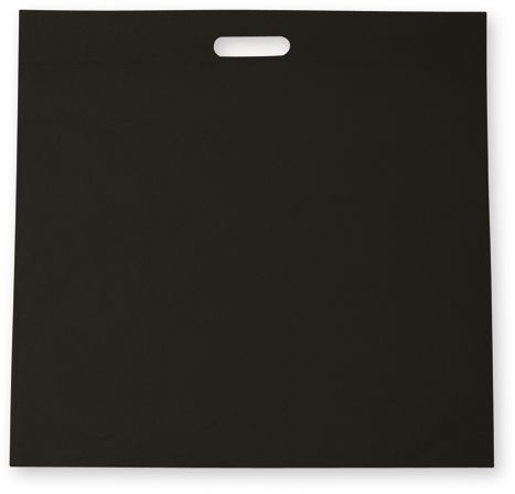 GALBA nákupní taška z netkané textilie, 70 g/m2, černá