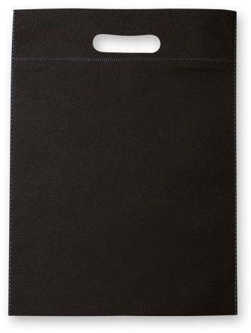 NERVA nákupní taška z netkané textilie, 70 g/m2, černá