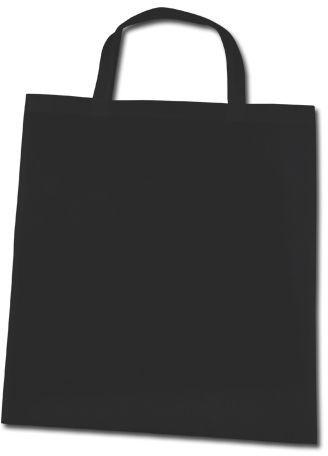 TAZARA nákupní taška z netkané textilie, 80 g/m2, černá