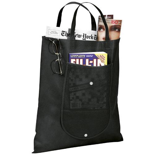 Skládaná netkaná taška s potiskem