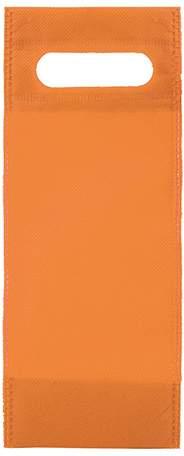 Úzká netkaná taška, oranžová