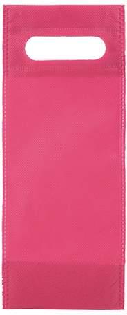 Úzká netkaná taška, růžová