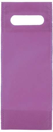 Úzká netkaná taška, fialová