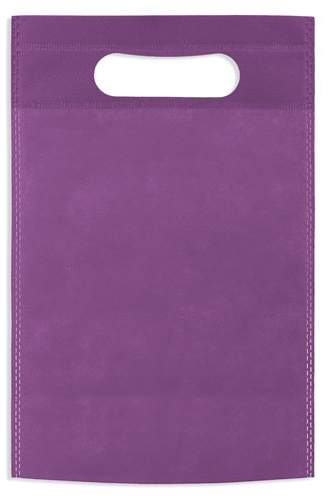 Netkaná taška, fialová