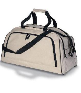 Béžová cestovní taška