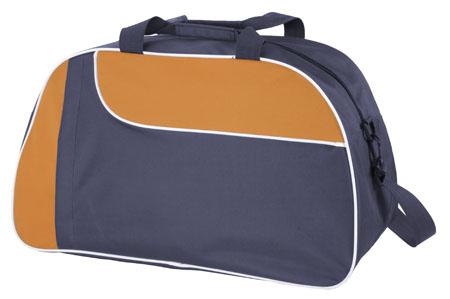 Cardio oranžová sportovní taška