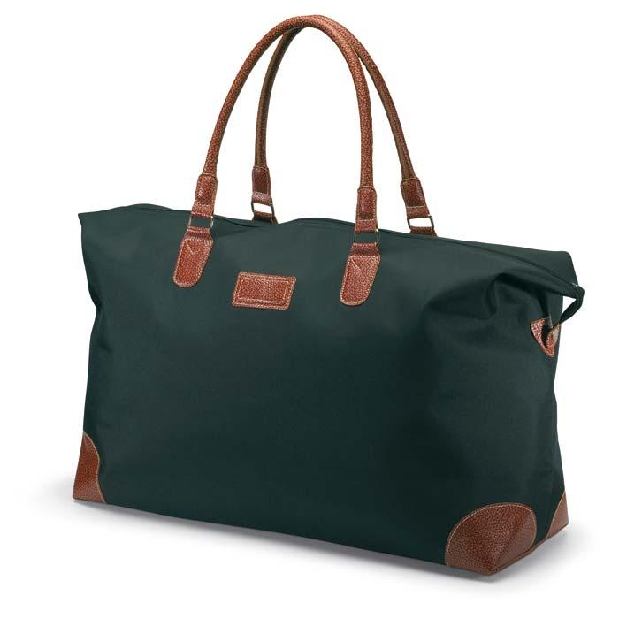 Velká černá cestovní taška