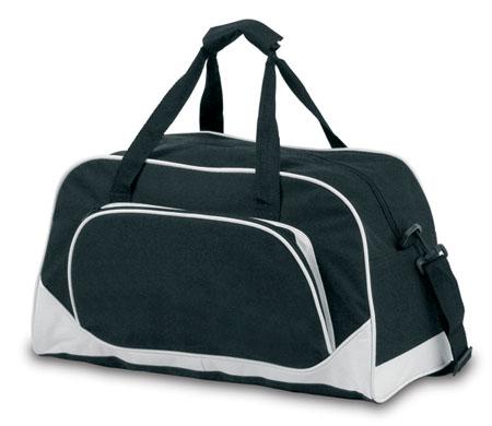 Novo černá sportovní taška
