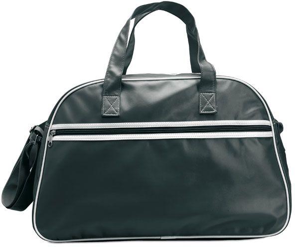 Bowlingová černá sportovní taška