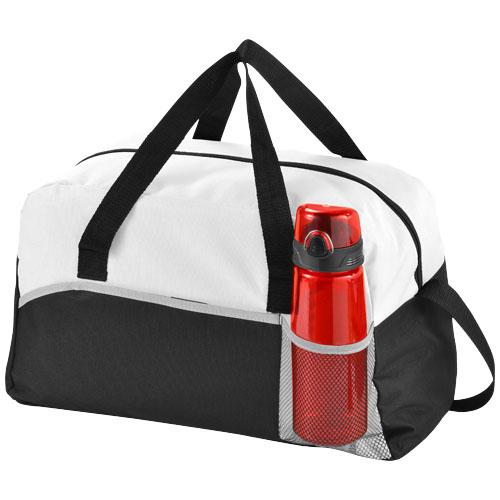 Bílá plátěná taška Energy