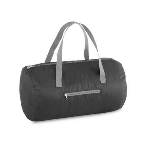 Skládací fitness taška černá